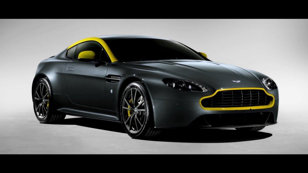 Aston Martin V8 Vantage N430 Official Video Youtube