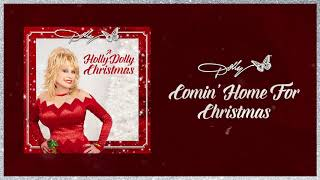 Dolly Parton Comin' Home For Christmas