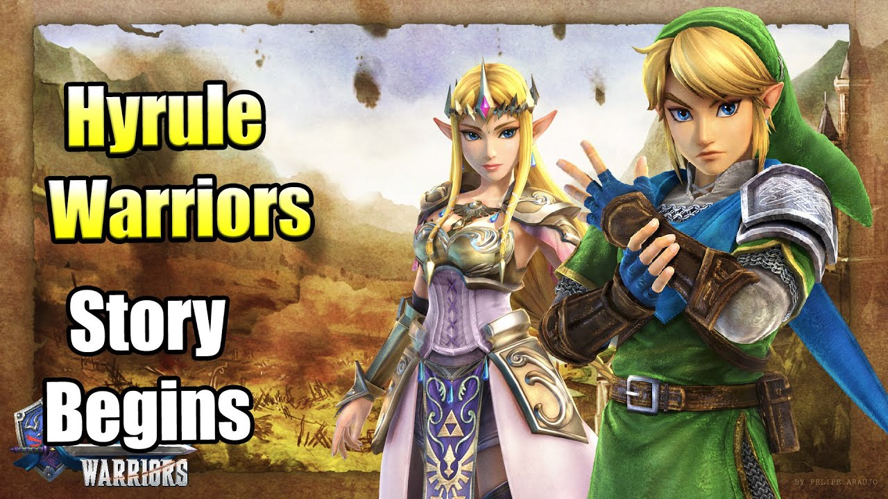 Hyrule Warriors Definitive Edition 1 Story Mode Switch Walkthrough Part 1 Youtube