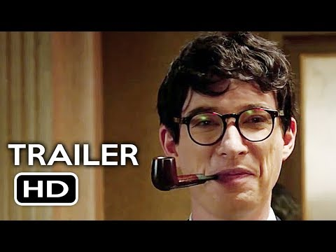 A Futile and Stupid Gesture   1 2018 Domhnall Gleeson Biography Movie HD