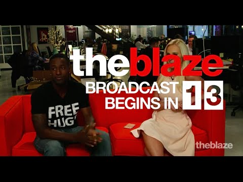 Tomi Lahren Discusses Charlotte Protests with Peace Activist, Ken Nwadike (Free Hugs Project)