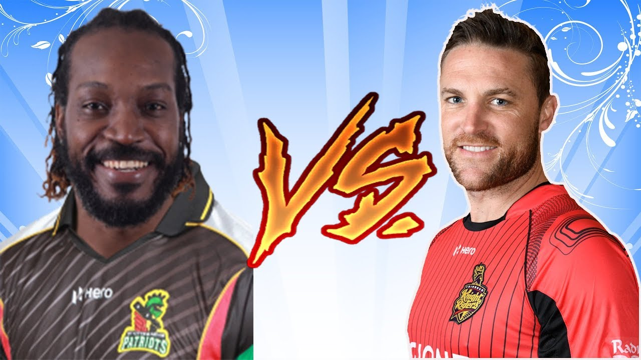 Gayle and Mccullum | Online Cricket Betting India