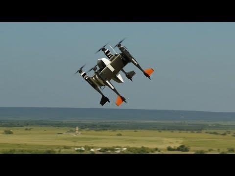 Bell Autonomous Pod Transport 70 Achieves First Autonomous Flight