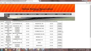 online railway reservation project Online railway reservation project,asp net project/ideas/topics/synopsis,online railway reservation project project abstract,free download online railway reservation project source code with document.