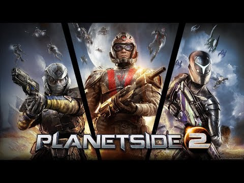 Planetside 2 Livestream Joeboski Gaming - Holiday Streaming Hours