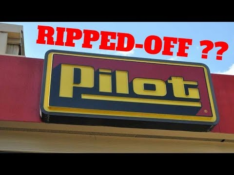 SCREWED BY PILOT / FLYING J --- FUEL PUMP RIPOFF-SCAM!!