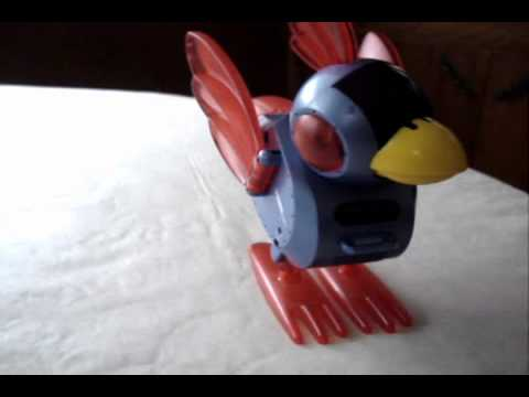 Chirpy Chi   The  Robot  Bird of 2001