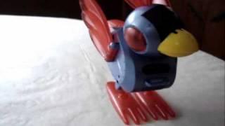 Chirpy Chi   The  Robot  Bird of 2001
