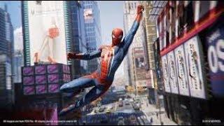 Test Livestream #1 - Spider-Man (PS4)
