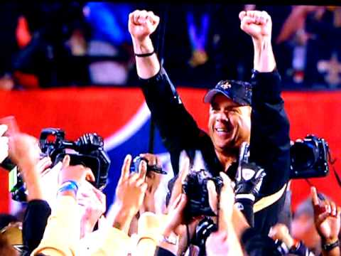 THE VICTORY!!! ~ The Miami Miracle ~ The NEW ORLEANS SAINTS WIN SUPERBOWL XLIV!