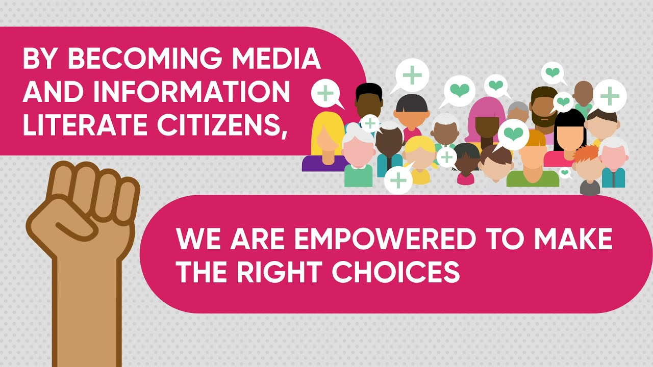 Media and Information Literate Citizens: Think Critically, Click Wisely!