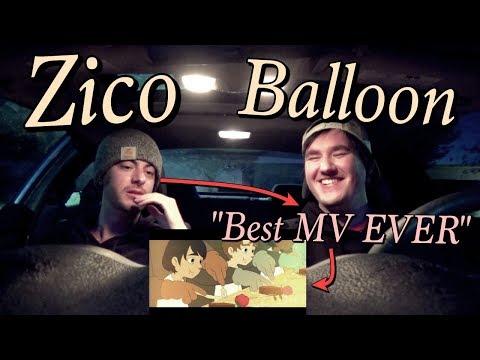 "Download ZICO지코 - Balloon MV Reaction ""BEST MV EVER"" Mp4 baru"