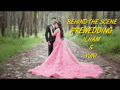 VLOG #2 (BTS) BEHIND THE SCENE PREWEDDING ILHAM N YUNI | PREWEDDING PHOTOSHOOT DI MALANG