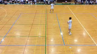 H29 ハンドボール秋季二部リーグ 立教大vs 関東学院(5/5)