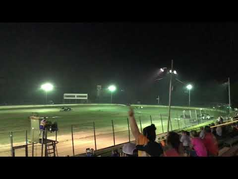 Jackson Motor Speedway 9/15/18 Durrence Layne Street Stock Feature Week 25
