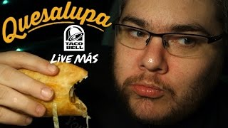 Video PICKLEBOY TRIES THE TACO BELL QUESALUPA! download MP3, 3GP, MP4, WEBM, AVI, FLV Januari 2018