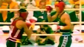 Бокс Пак Си Хун Рой Джонс Олимпиада 1988  71 кг Финал