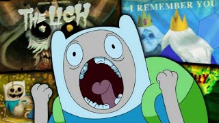 Why Did Adventure Time Title Cards Descend Into MADNESS?