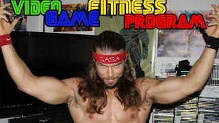 VIDEO GAME FITNESS PROGRAM EXPLANATION(Welcome to Team SASA's Video Game Fitness Program! Subscribe and learn how to get into better shape WHILE playing the games that you love!, 2014-09-16T17:36:14.000Z)