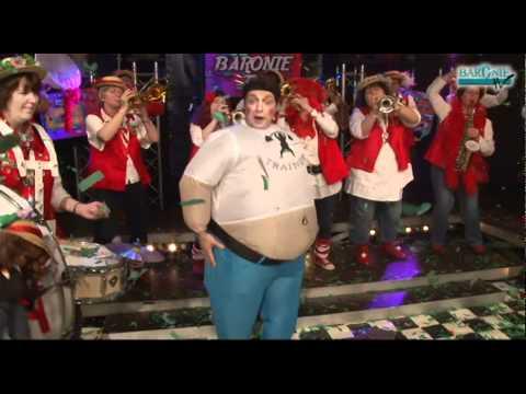 2012 Lied 6 Ladykantjes  Ik dij alleen maar uit