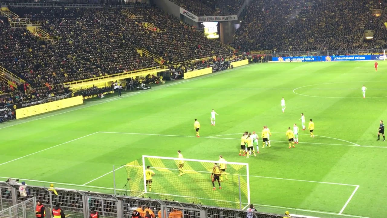 Bvb Wolfsburg Highlights