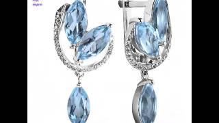 Купить золотые серьги - подарок для женщины(, 2014-11-03T14:20:40.000Z)