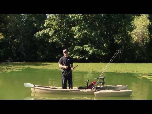 Dialed In - RC Cooper goes Kayaking