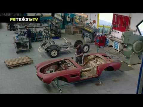 BMW Classic Group restaura el 507 de Elvis Presley Parte 2- Material Completo en PRMotor TV Channel