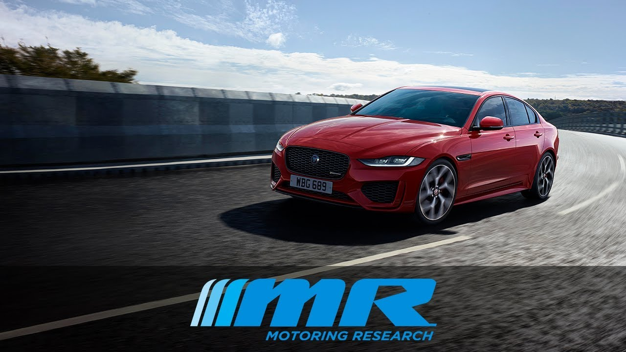 Meet The New Jaguar Xe Motoring Research