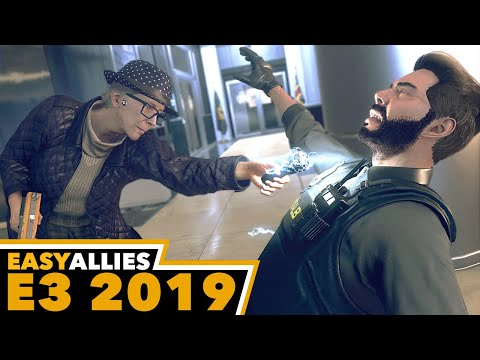Watch Dogs: Legion Impressions - E3 2019 (Day 3 Highlight)
