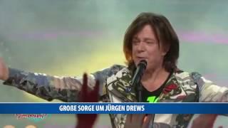Große Sorge um Jürgen Drews