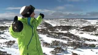 Perisher Parks 2013 with Charles Beckinsale and Dougie Graham