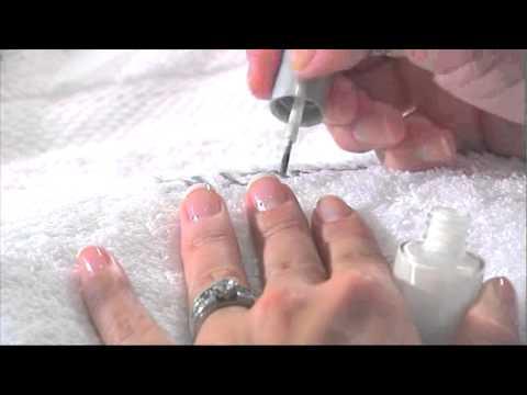 depend fransk manicure