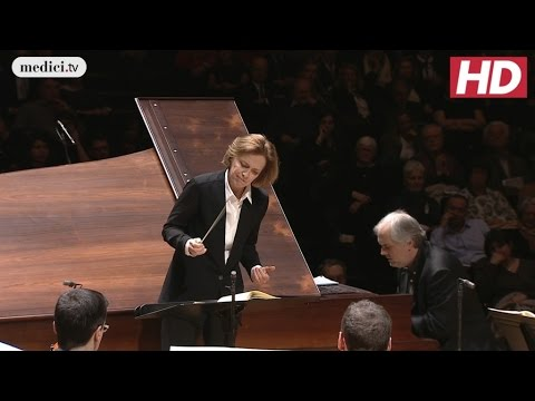 Nicholas Angelich and Laurence Equilbey - Piano Concerto No. 4 - Beethoven