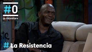 LA RESISTENCIA - Entrevista a Emilio Buale   #LaResistencia 23.09.2020
