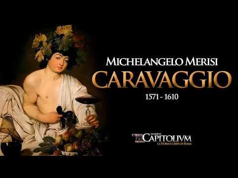 Le opere di Caravaggio (1571-1610)