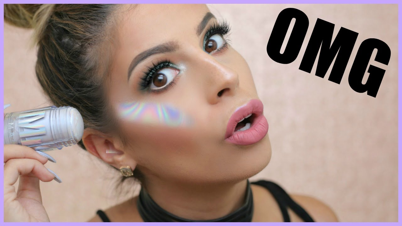 Holographic Highlighter Does It Work Youtube