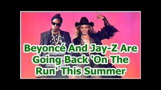 Beyoncé And Jay-Z Are Going Back