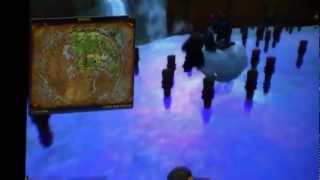 Pandaren Race : World of Warcraft Mists of Pandaria