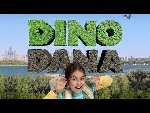 Dino Dana - Now Streaming on Amazon Prime