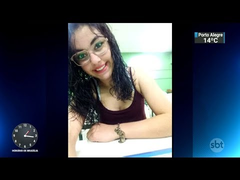 Adolescente é assassinada pelo ex-namorado em São Paulo | SBT Notícias (16/10/17)