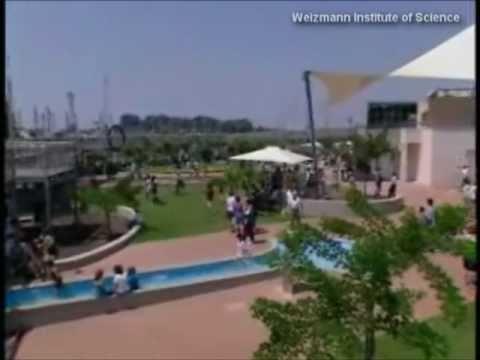 Clore Garden of Science - Interactive Outdoor Museum