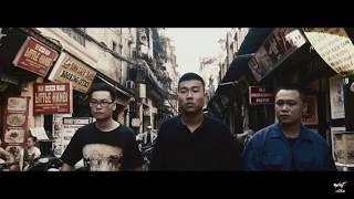 [ OFFICIAL MV ] Hà Nội Rap - Lizay x The Wind x MC ILL x Ego ( AVN TEAM )
