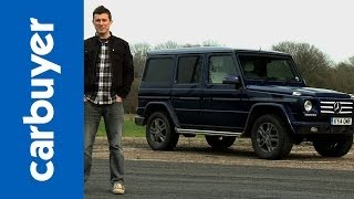 Mercedes G Class review Carbuyer celebrates 200k subscribers