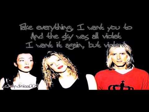 Hole - Violet [lyrics]