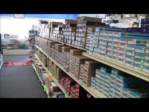 One of the largest model train stores in the U.S.