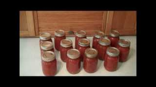 How I make and preserve CATSUP.