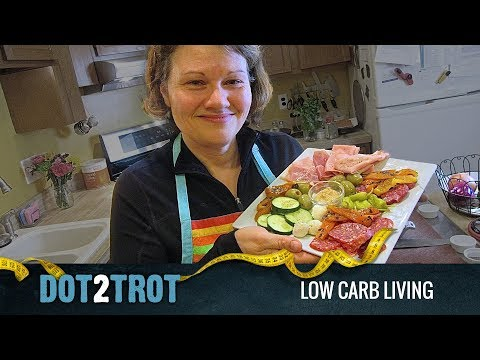 Low Carb Party Snacks
