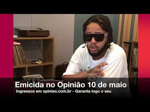 Emicida - Freestyle sobre Porto Alegre