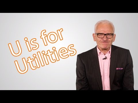 U is for Utilities - The Elite Investor Club's A - Z Guide of Investing